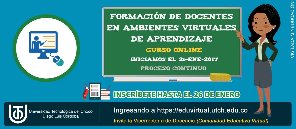 Curso Virtual para docentes UTCH