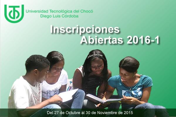 Inscripciones UTCH